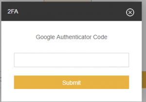 2FA(Two Factor Authentication)