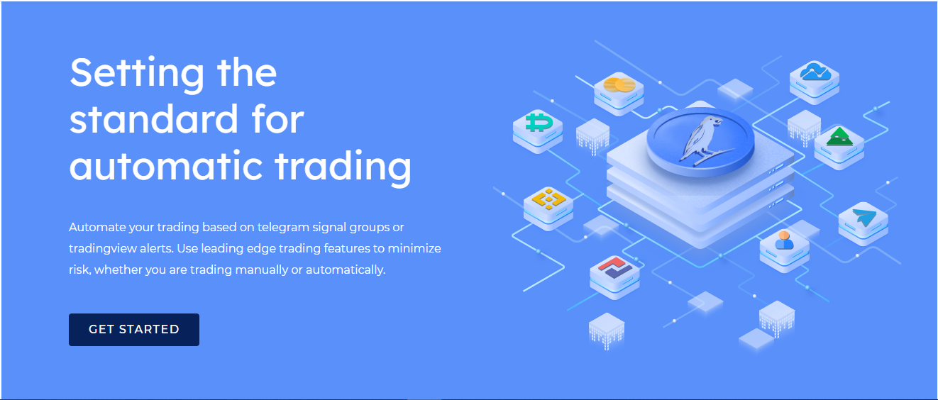 Blackbird trading bot review
